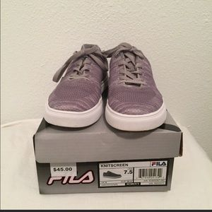 FILA casual sneakers/tennis shoes NIB